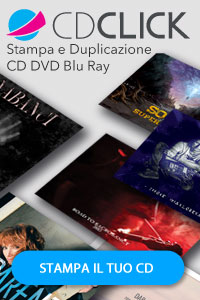 Personalizza i Tuoi CD DVD Blu Ray Online 24/7 con CD-Click